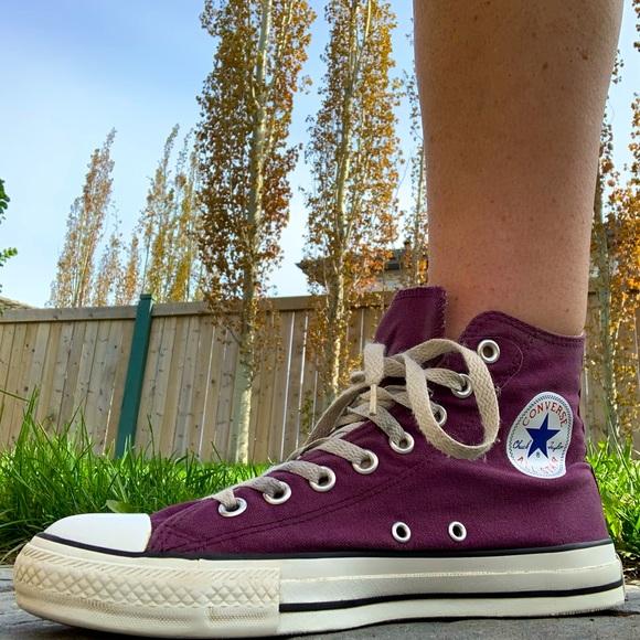 Converse Chuck Taylor All Star Hi Top Sneakers